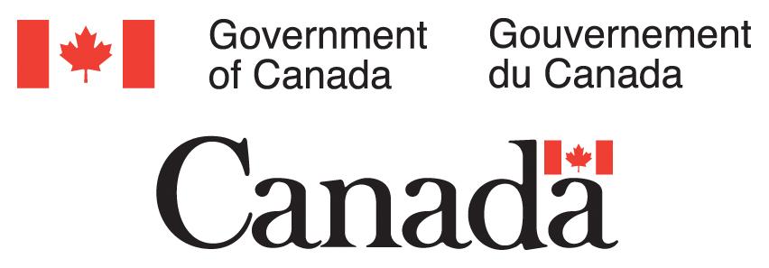 Logo Gouvernement du Canada