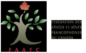 Logo Fédération des aînées et aînés francophones du canada