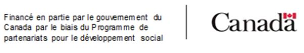 Logo Ensemble pour le développement social des communautés francophones et acadiennes du Canada
